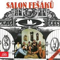 Přední strana obalu CD Salon Fešáků