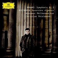 "Munchner Philharmoniker, Christian Thielemann – Beethoven: ""Egmont"" Overture / Brahms: Symphony No.1"