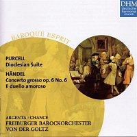 Freiburger Barockorchester – Purcell,Handel: Suite/Concerto