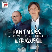 Paul Meyer, Pascal Contet, Giuseppe Verdi, Paul Meyer & Pascal Contet – Fantaisies Lyriques