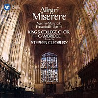 Choir of King's College, Cambridge – Allegri's Miserere and Other Music of the Italian 16th Century