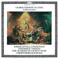 Emma Kirkby, Patrizia Kwella, Carolyn Watkinson, Ian Partridge, David Thomas – Handel: La Resurezzione