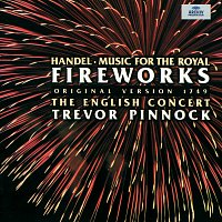 Přední strana obalu CD Handel: Music for the Royal Fireworks (Original Version 1749)