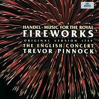 The English Concert, Trevor Pinnock – Handel: Music for the Royal Fireworks (Original Version 1749)