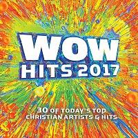 Přední strana obalu CD WOW Hits 2017