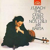 Přední strana obalu CD Bach: Suity pro sólové violoncello, díl 1