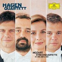 Přední strana obalu CD Mozart: String Quartets K. 489, 499 & 590