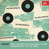 Wolfgang Amadeus Mozart, Héléne Boschi, ČF/Alois Klíma – Mozart: Koncert pro klavír a orchestr Es dur, Haydn: Symfonie G dur
