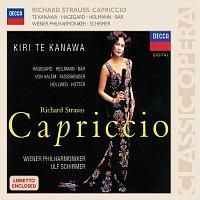 Kiri Te Kanawa, Uwe Heilmann, Hakan Hagegard, Olaf Bar, Wiener Philharmoniker – Strauss, R.: Capriccio [2 CDs]