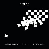 """Přední strana obalu CD Chess [Musical """"Chess""""]"""