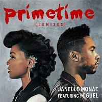 Janelle Monáe – Primetime Remixes