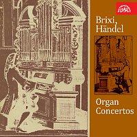 Miroslav Kampelsheimer, – Brixi, Händel: Varhanní koncerty