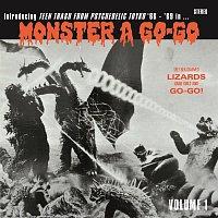 Různí interpreti – Monster A Go-Go: Teen Trash From Psychedelic Tokyo '66 - '69 (Volume 1)