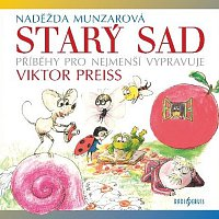 Viktor Preiss – Starý sad (MP3-CD)