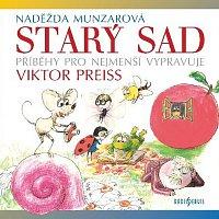 Viktor Preiss – Starý sad (MP3-CD)