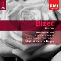 Rafael Fruhbeck de Burgos, Grace Bumbry, Mirella Freni, Choeurs et Orchestre de l'Opéra National de Paris – Bizet: Carmen