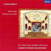 Christopher Hogwood, St. Paul Chamber Orchestra – Stravinsky: Pulcinella; Dumbarton Oaks / Gallo: Sonatas / Pergolesi: Sinfonia