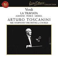 Arturo Toscanini, Giuseppe Verdi, Licia Albanese, Jan Peerce, NBC Symphony Orchestra – Verdi: La Traviata