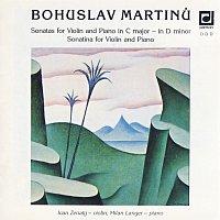 Ivan Ženatý, Milan Langer – Martinů: Sonáty pro housle a klavír