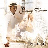Přední strana obalu CD Jimmy Dludlu/Portrait