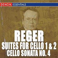 Kirsti Hjort, Jorg Metzer – Reger: Cello Works