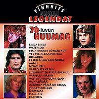 Various Artists.. – Suomilegendat - 70-luvun huumaa