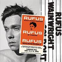 Přední strana obalu CD Rufus Does Judy At Carnegie Hall