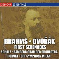 Milan Horvát, Alfred Scholz – Brahms & Dvorak: First Serenades