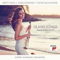 Amy Dickson, Sydney Symphony Orchestra, Benjamin Northey – Island Songs