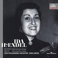 Ida Haendel, Česká filharmonie, Karel Ančerl – Beethoven, Sibelius: Houslové koncerty