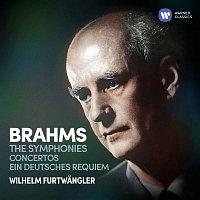 Wilhelm Furtwangler – Brahms: Symphonies, Concertos & Ein deutsches Requiem