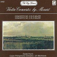 Mozart: Houslové koncerty