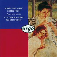 Cynthia Hayman, Warren Jones – Where the Music Comes From