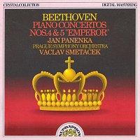 Jan Panenka, Symfonický orchestr hl.m. Prahy (FOK)/Václav Smetáček – Beethoven: Klavírní koncerty č. 4 a 5