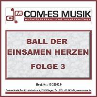 Přední strana obalu CD Ball der einsamen Herzen, Folge 3