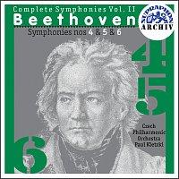 Česká filharmonie, Paul Klecki – Beethoven: Symfonie č. 4 - 6, Coriolan - předehra