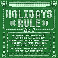 Paul McCartney, Jimmy Fallon, The Roots – Wonderful Christmastime