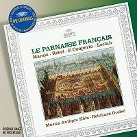 """Le Parnasse Francais - Marais: La Sonnerie de Sainte-Genevieve du Mont de Paris; Sonata a la Marésienne / Rebel: Tombeau de Monsieur de Lully / Couperin: Sonata """"La Sultane"""" / Leclair: Overtures Op.13/2 & du Trio Op.14"""