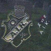 Přední strana obalu CD A vi e A.I.K.