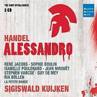 La Petite Bande, Georg Friedrich Händel – Handel: Alessandro