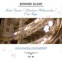 André Navarra, Munchner Philharmoniker – André Navarra / Munchner Philharmoniker / Fritz Rieger play: Edward Elgar: Violoncellokonzert, op. 85