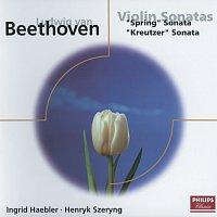 "Henryk Szeryng, Ingrid Haebler – Beethoven: Violin Sonatas ""Spring"",""Kreutzer"", etc."