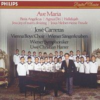 Přední strana obalu CD José Carreras - Ave Maria; Panis Angelicus; Agnus Die; Hallelujah; Jesus, Joy Of Man's Desiring