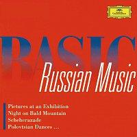 Gennadi Rozhdestvensky, Boston Symphony Orchestra, Louis Frémaux, Igor Markevitch – Basic Russian Music