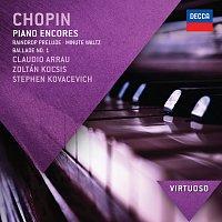 Claudio Arrau, Zoltán Kocsis, Stephen Kovacevich – Chopin: Piano Encores