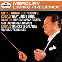Minneapolis Symphony Orchestra, Philharmonia Hungarica, Antal Dorati – Kodály: Háry János Suite; Dances of Galanta / Bartók: Hungarian Sketches; Roumanian Folk Dances