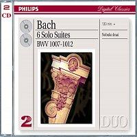 Nobuko Imai – Bach, J.S.: Six Suites for Unaccompanied Cello (Transcribed For Viola)