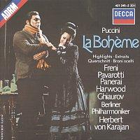 Mirella Freni, Luciano Pavarotti, Elizabeth Harwood, Nicolai Ghiaurov – Puccini: La Boheme - Highlights