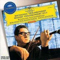 Wolfgang Schneiderhan, Berliner Philharmoniker, Eugen Jochum – Beethoven: Violin Concerto / Mozart: Violin Concerto No.5