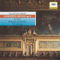 Otto Buchner, Franz Berger, Hans Melzer, Karl Richter, Bamberger Symphoniker – Handel: Concerti grossi, Op.6 Nos. 1-5